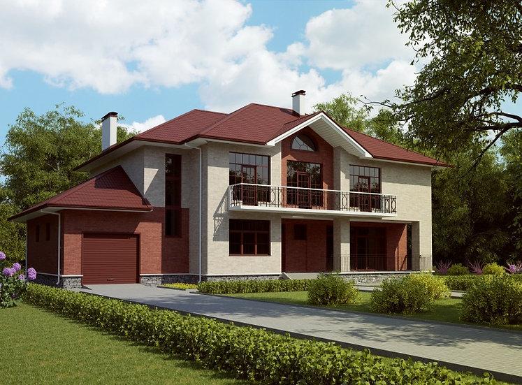 Проект жилого дома 0139