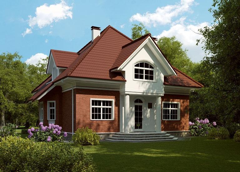 Проект жилого дома 0137