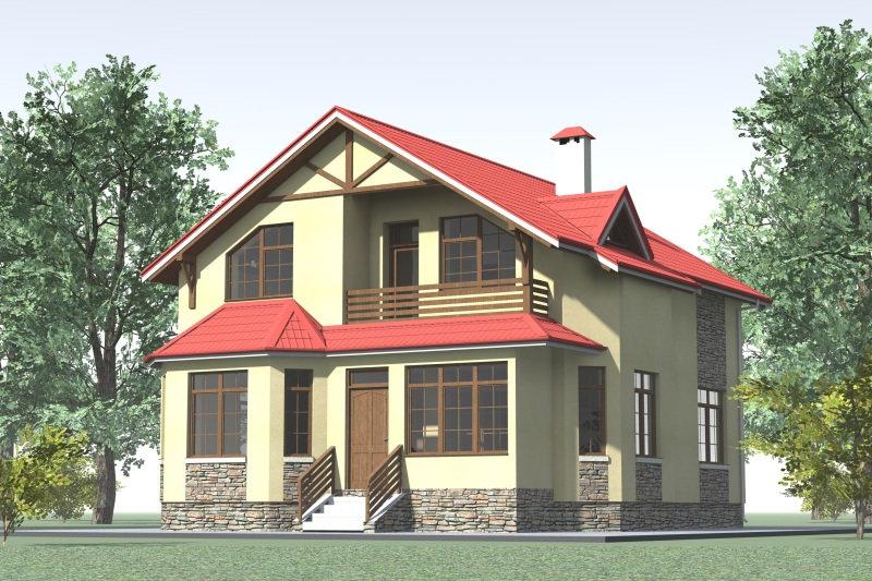 Проект жилого дома 0076