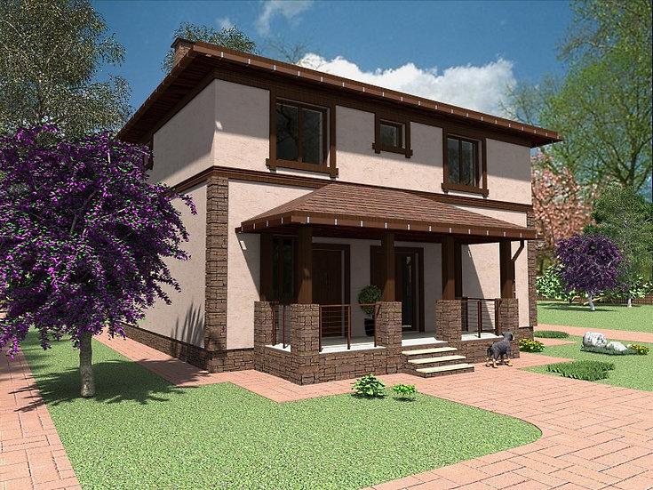 Проект жилого дома 0101