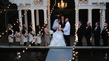 William Aiken House Wedding January 2014