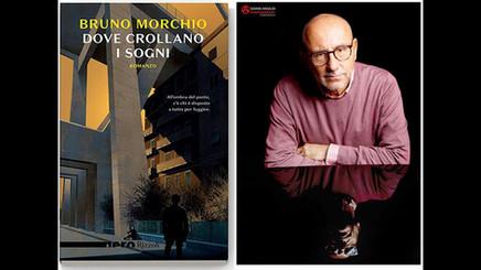 """In diretta con Bruno Morchio all' """"Amico Ritrovato"""""""