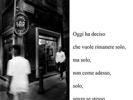 Le parole di Giampiero Orselli per le fotografie di Gianni Ansaldi / 1