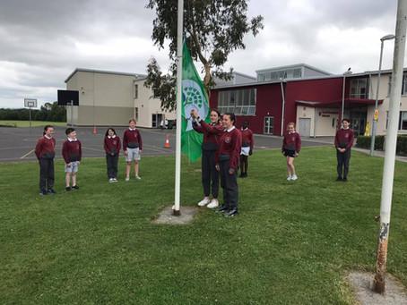 Green Schools Virtual Flag Raising Ceremony