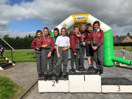 Primary School Cross Country                           10th Sept 2019