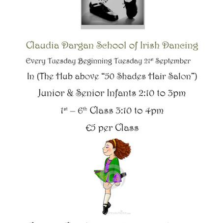 Irish Dancing Lessons
