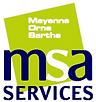 Logo MSA Services Mayenne Orne Sarthe