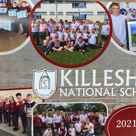 Killeshin School Calendar 21-22