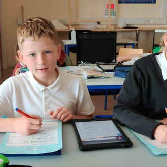 4th Class Research Projects