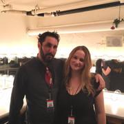 Lisa Piccirillo and Seth Barbiero @ Flynn Theatre