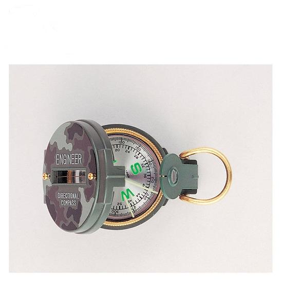 Lensatic Camo Compass