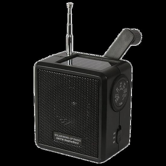 Solar/Wind Up Radio
