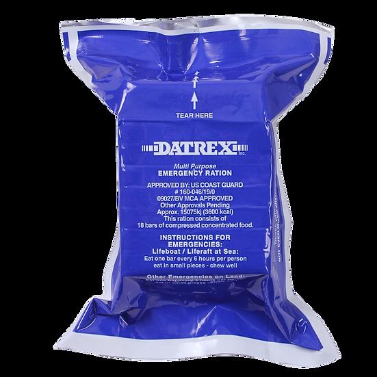 Datrex Blue 3600 Calorie Emergency Food Ration