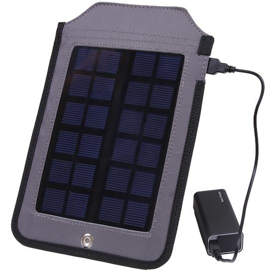 Multi-functional Solar Charger Panel