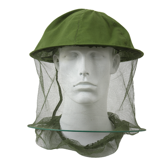 GI Type Mosquito Head Net