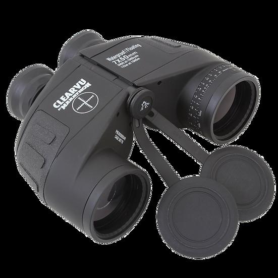 Clearvu By Marathon 7x50 Binocular w/ Reticle