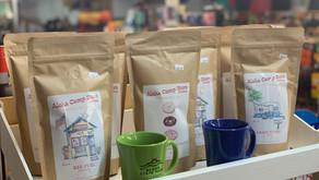 Exclusive Aloha Camp Store Coffee!