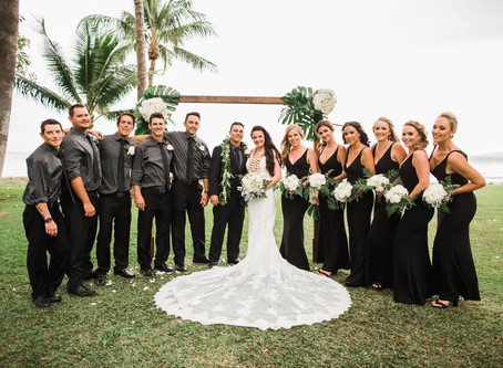 E10: BFF's Wedding was one for the books!