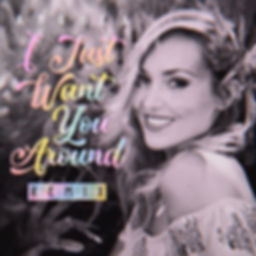 I Just Want You Around Remix Cover.JPG