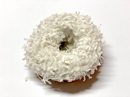 Vanilla Frosted w/ Coconut