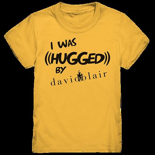 Kinder T-Shirt Gold