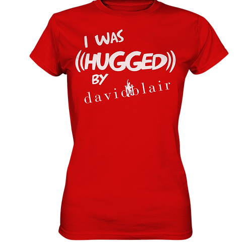 Red Ladies T-Shirt