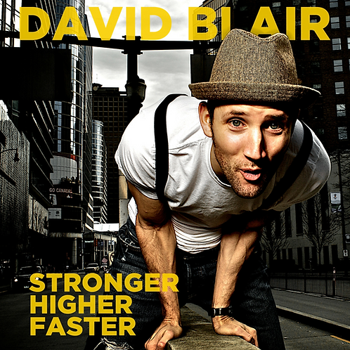 Album: Stronger Higher Faster (CD)
