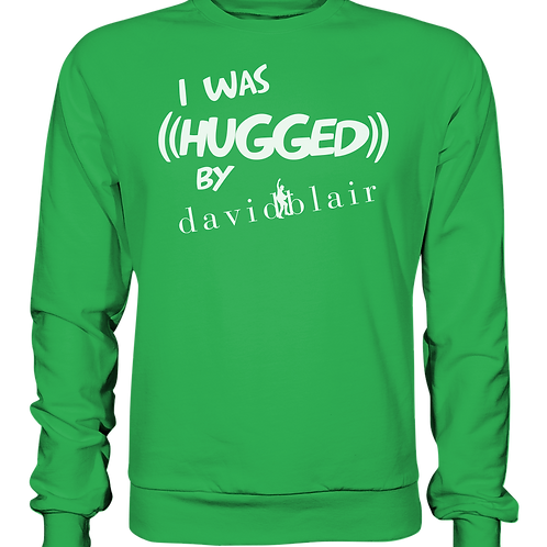 Basic Sweatshirt Grün (m)