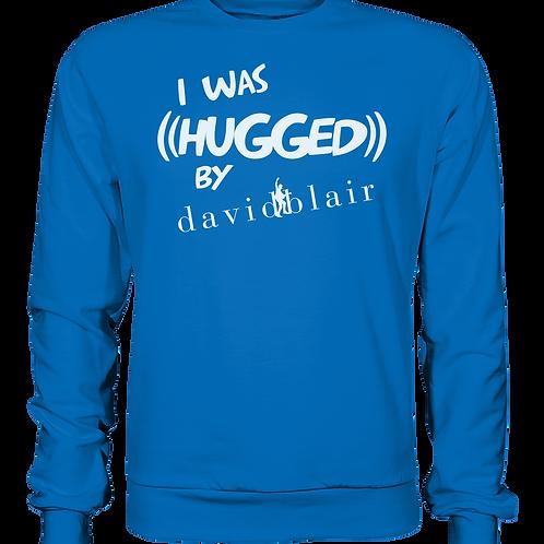 Herren Sweatshirt Königsblau