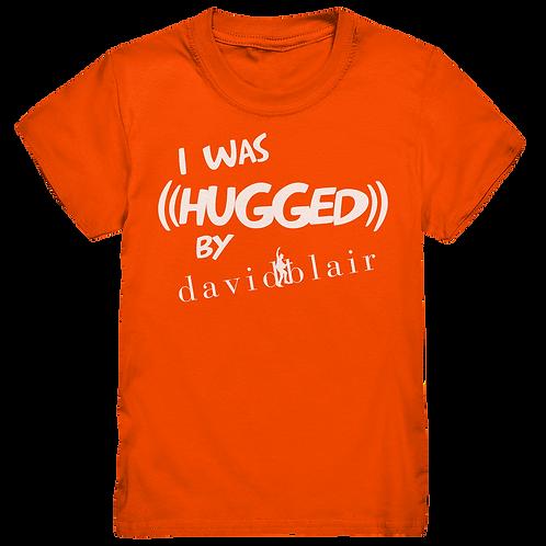 Kinder T-Shirt Orange