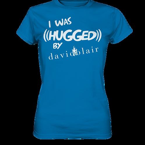 Ladies T-Shirt Königsblau