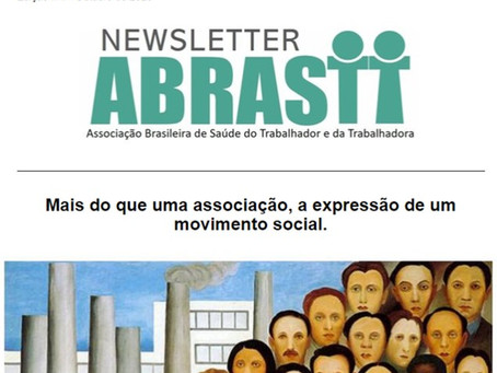 Newsletter nº1 ABRASTT