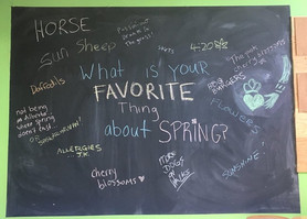 Favorite things about spring.jpeg