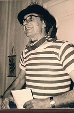 Clown Opa Willi Herff Büttenredner