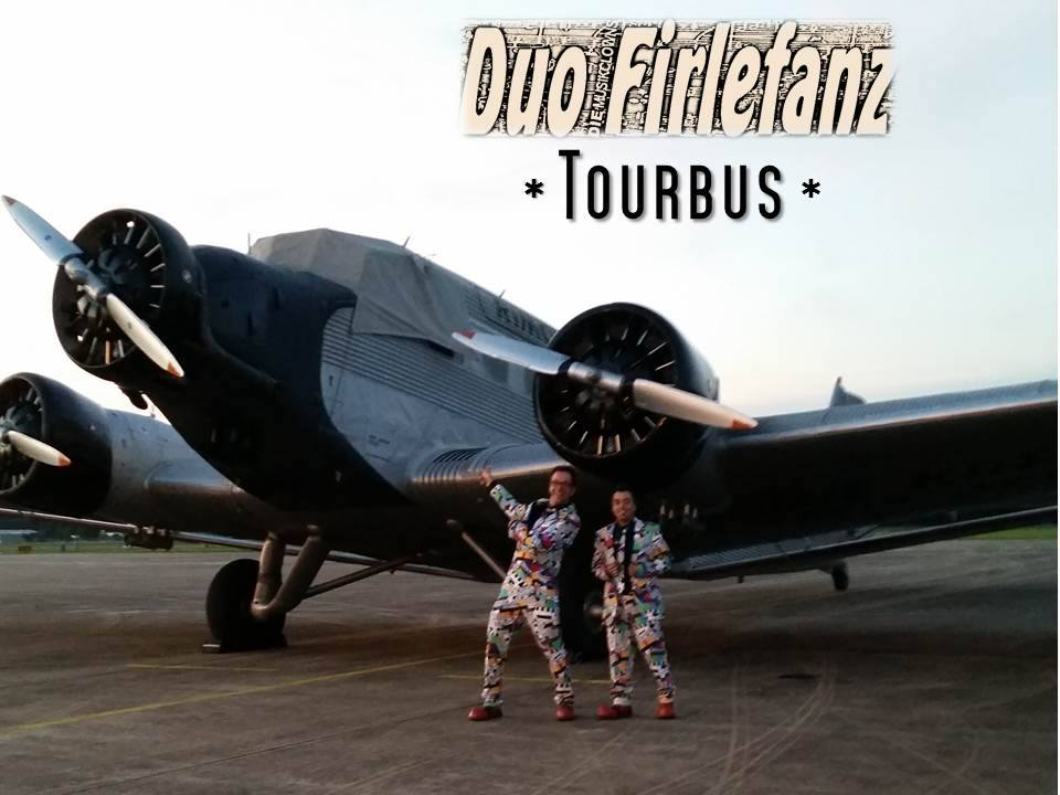 duo firlefanz tour