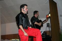 Duo Firlefanz Clown Benni und Willi