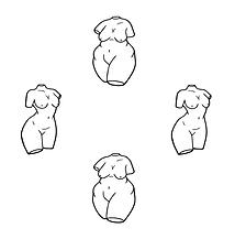 noissue stamp pattern