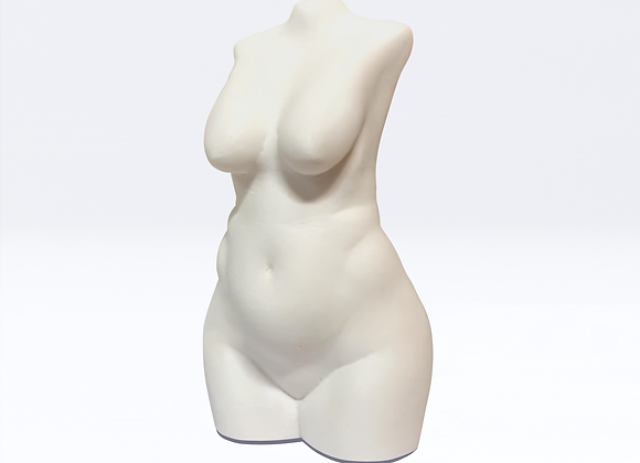 MID-SIZE STATUE