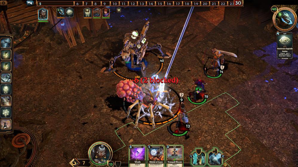 Spelldrifter Screenshot 2