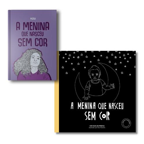 Livro de poesia + Livro infantil