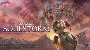Oddworld: Soultsorm (2021)