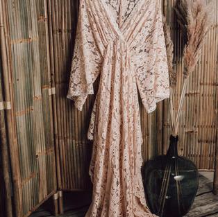 Mii-estilo Boho zwangerschaps jurk (17)