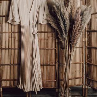 Zijde jurk (1)