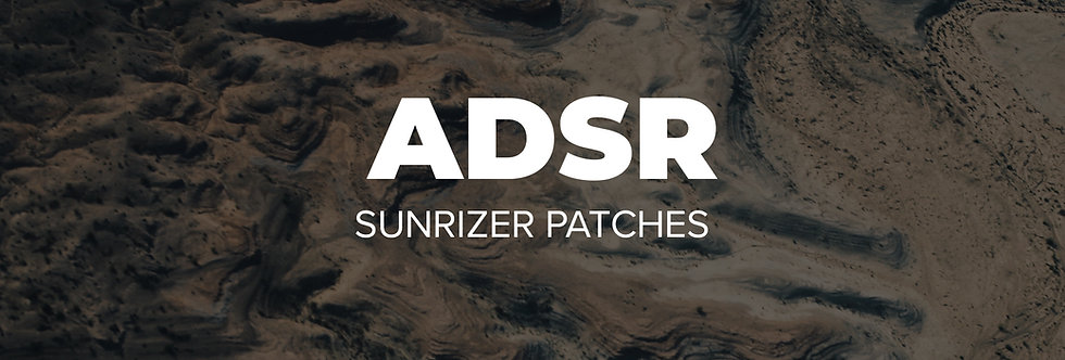 ADSR Synths for Sunrizer App