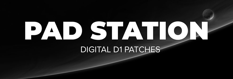 PAD STATION for DIGITAL D1 App