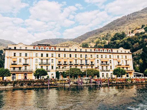 HOTEL REPORT: VILLA D'ESTE – LAKE COMO, ITALY