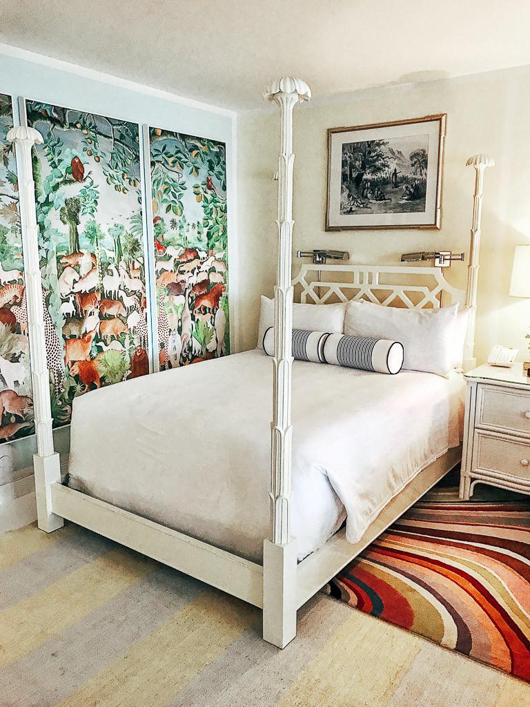 Malliouhana guest room.