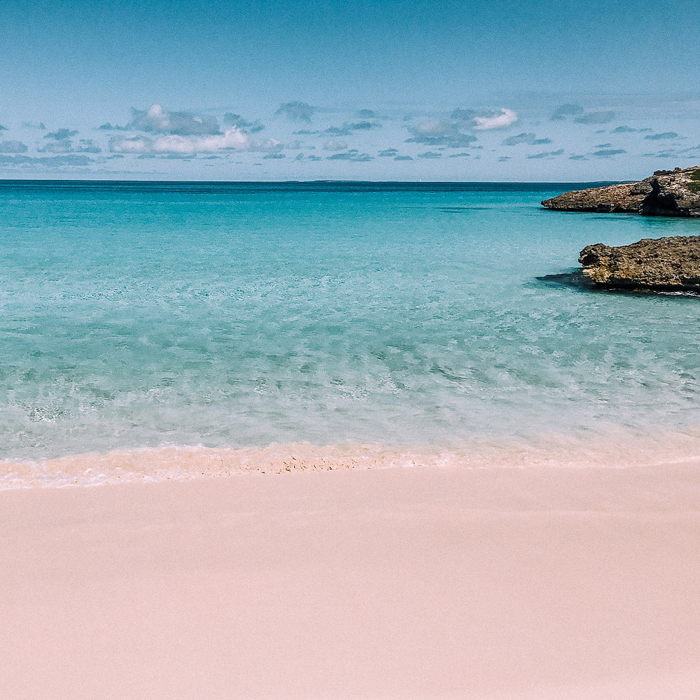 Meads Bay beach in Anguilla.