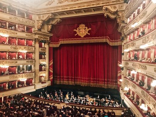 BUCKET LIST: A NIGHT AT TEATRO ALLA SCALA, MILAN