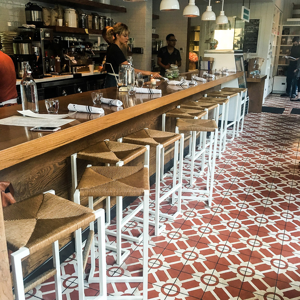 Get a delicious, healthy meal at Cafe Gratitude in L.A.